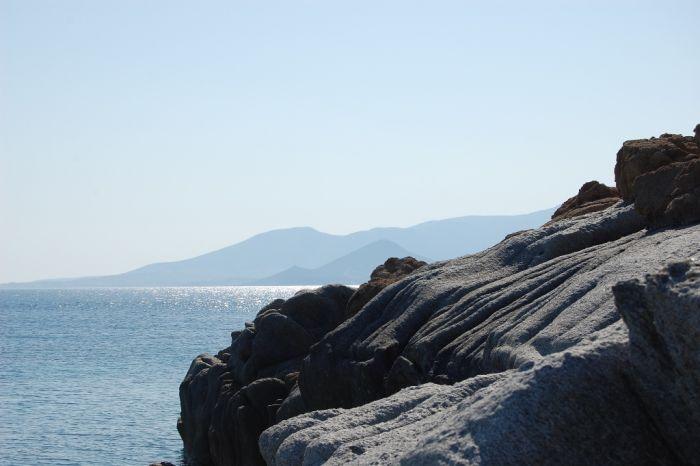 Sommerliches Wochenende in Griechenland, bis zu 37° C