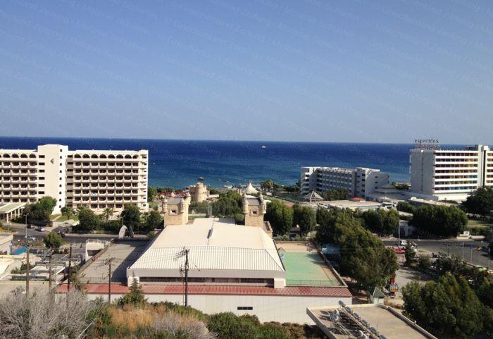 Warmes Wetter in Griechenland: Bis zu 24° C auf Rhodos