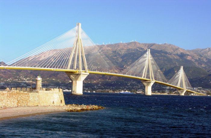 Geniale Technik – Brücken: Die Rion-Antirion-Brücke