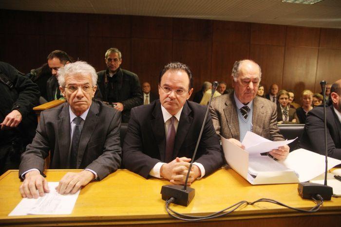 Griechenlands Ex-Finanz-Zar Papakonstantionou droht langjährige Haftstrafe