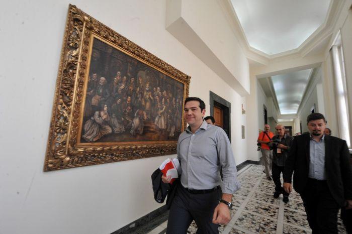 Griechenlands Regierung hat Grünes Licht für Verhandlungen in Brüssel