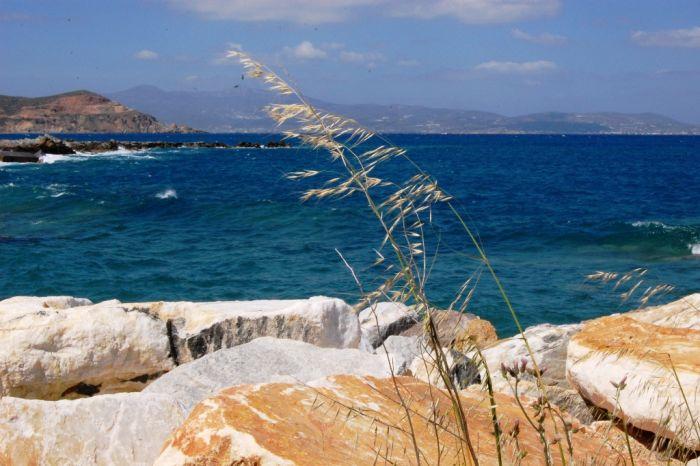 Das Wetter in Griechenland: abwechslungsreiche Wochenmitte