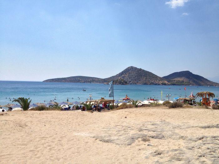 Das Wetter in Griechenland: Sonne pur über der Ägäis