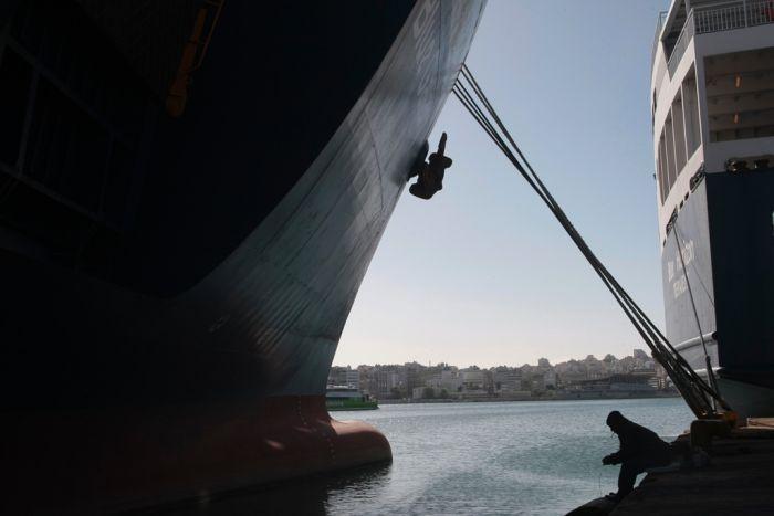 Fähren für weitere zwei Tage bestreikt
