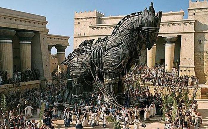 Tv-Tipp: Ursprung der Technik: Der Trojanische Krieg