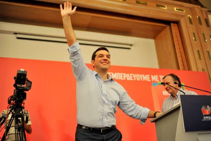 Neueste Umfrage zeigt deutlichen Vorsprung für Linksbündnis SYRIZA
