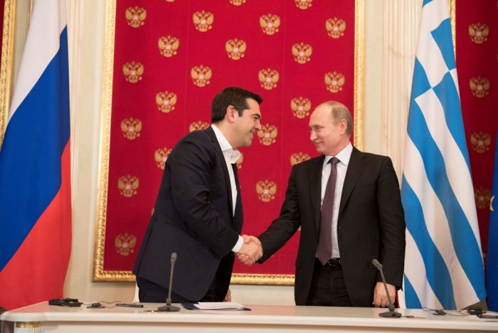 Griechisch-russische Beziehungen auf neuen Gleisen