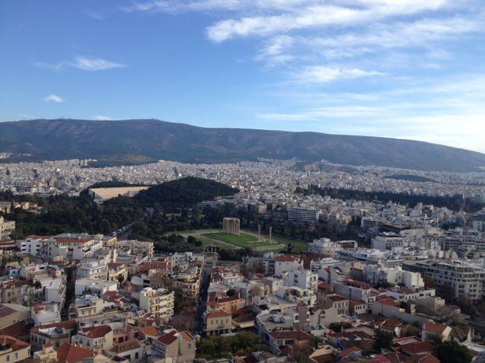Die Hitze bleibt: Weiterhin bis zu über 40° C in Griechenland