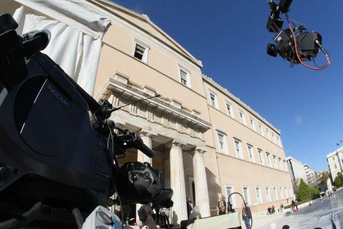 Private Fernsehsender in Griechenland schulden 40 Millionen Euro