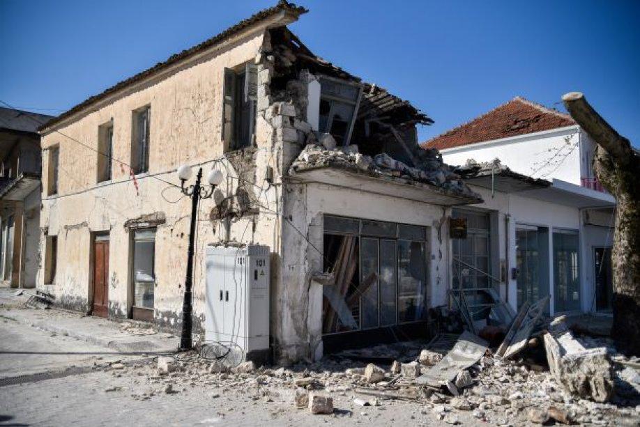 Nachrichten Griechenland Erdbeben