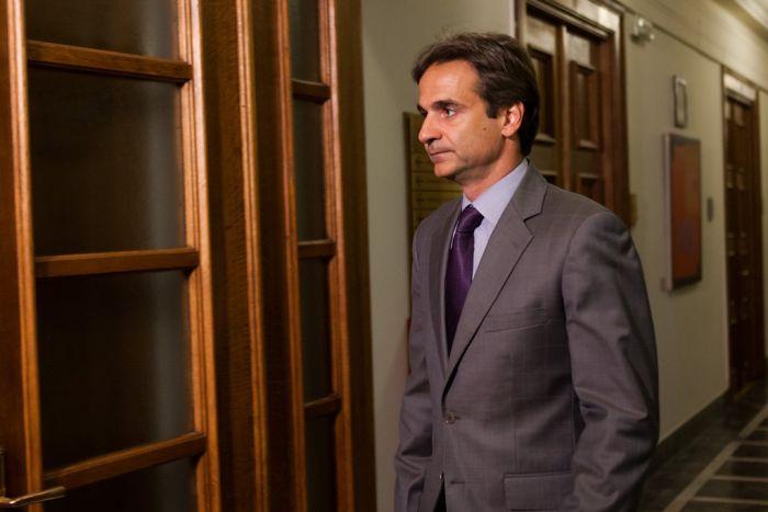 Griechenlands Opposition fiebert der Wahl eines Vorsitzenden entgegen