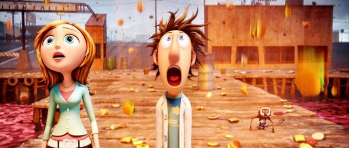 Foto: © Cloudy with a chance of meatballs