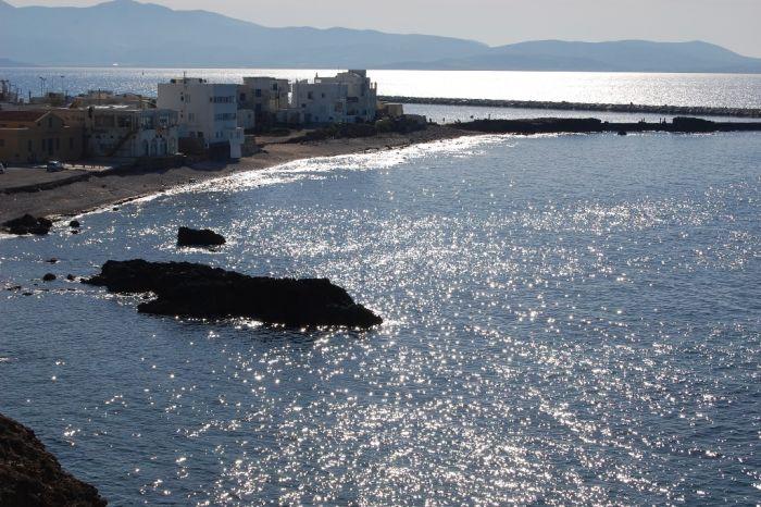 Das Wetter in Griechenland: Wolken im Westen, Sonne im Osten