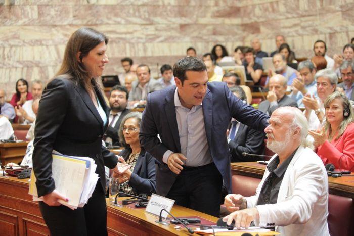 Offene Konfrontation in Griechenland zwischen Regierung und Zentralbank