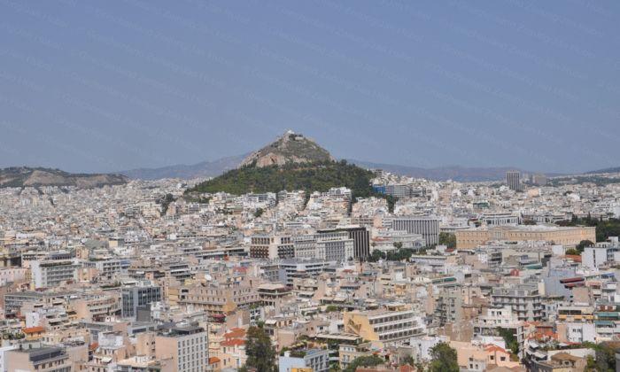 Griechischer Winter auf dem Vormarsch: Die Temperaturen sinken
