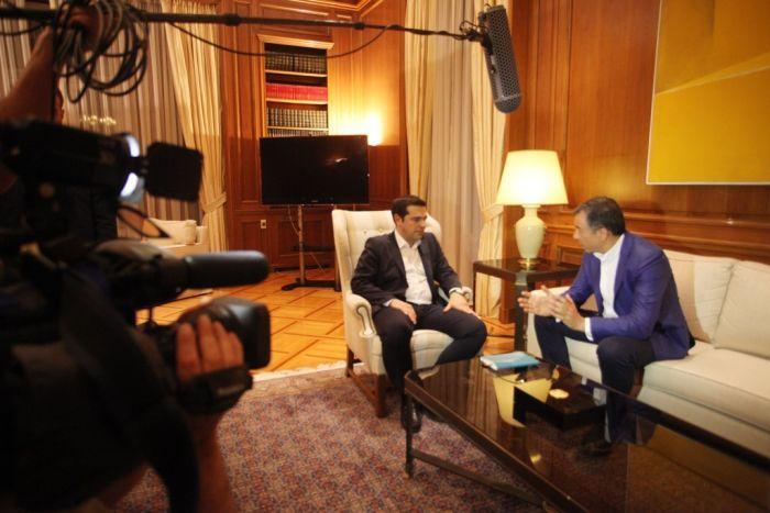 Griechenland zeigt Optimismus auf der Zielgeraden