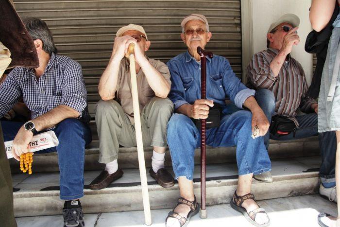 Streitfall bei den Verhandlungen: IWF drängt auf Rentenreform