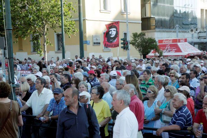 Anvisiertes Abkommen stößt in Griechenland auf Widerstände