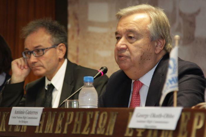 UNO erkennt Bemühungen Griechenlands in Sachen Flüchtlingsfrage an
