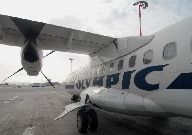 Marfin Investment Group kauft Griechenlands Nationalcarrier Olympic Airways