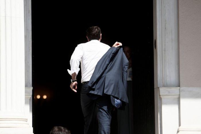 Eisernes Rettungspaket für den Verbleib Griechenlands im Euro