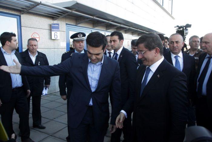 Griechenlands Premier reist zu Freundschaftsspiel in die Türkei
