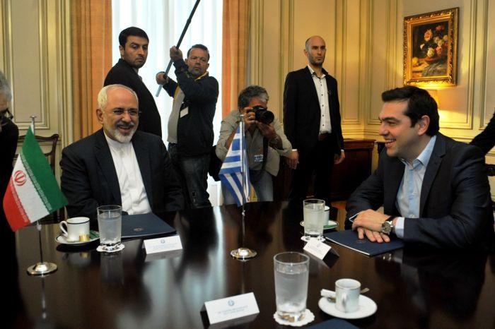 Griechenland will iranisches Erdöl nach Europa bringen