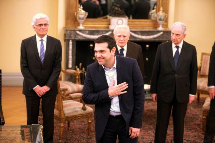 Griechenlands Regierung in Patt-Situation