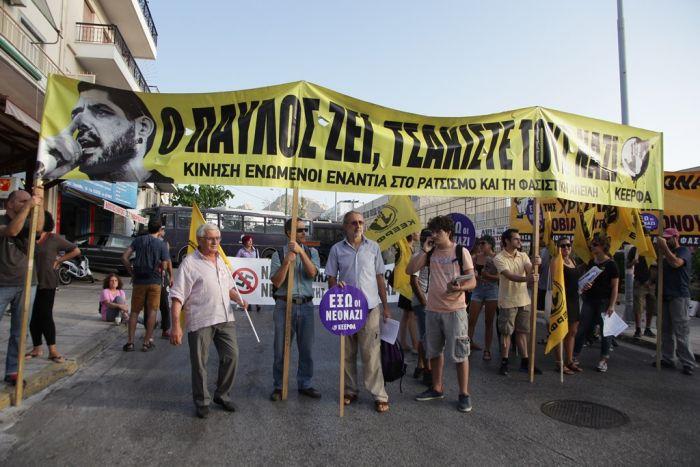 Prozess gegen Griechenlands Neonazis wird fortgesetzt