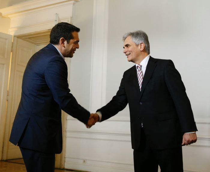 """Bei Griechenland wurde """"die Schmerzgrenze überschritten"""""""