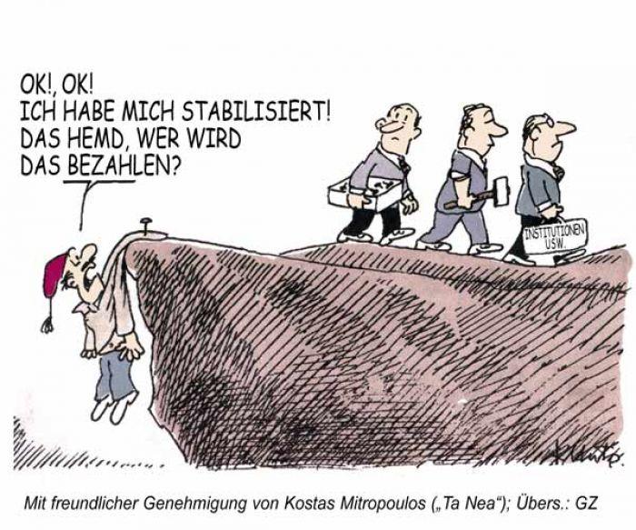 Grund für Optimismus nach Dreier-Treffen in Brüssel