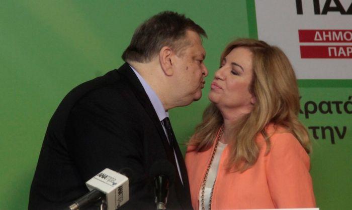 PASOK wagt Neuanfang mit neuer Parteichefin