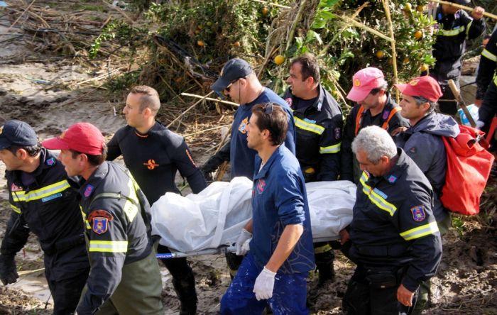 Zwei Österreicher starben auf Kreta nach Sturz in Schlucht