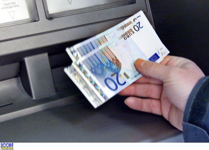 Lage an den Geldautomaten normalisiert sich