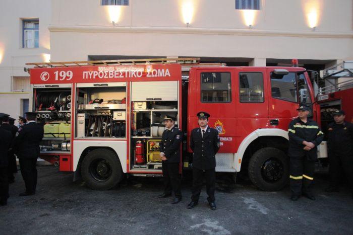Schwierige Saison für Griechenlands Feuerwehr