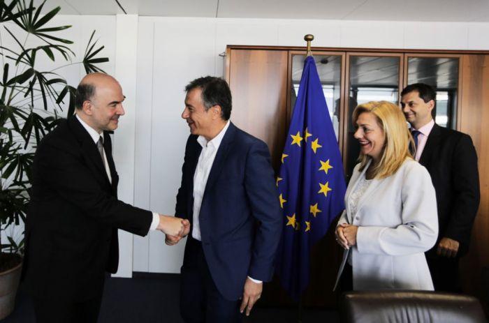 Griechenland verhandelt in Brüssel: Wenig Rückenwind – viel Barrieren