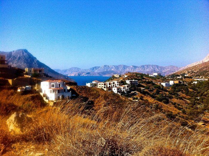 Warmes Hellas: Bis zu 29° C auf Karpathos