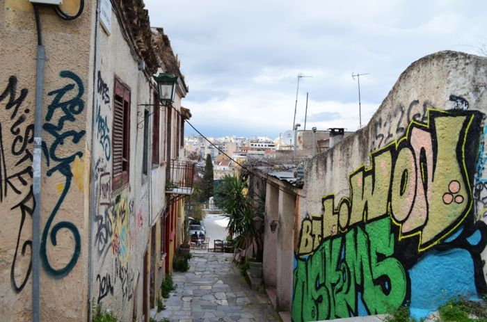 Das Wetter in Griechenland: grauer Westen, sonniger Osten