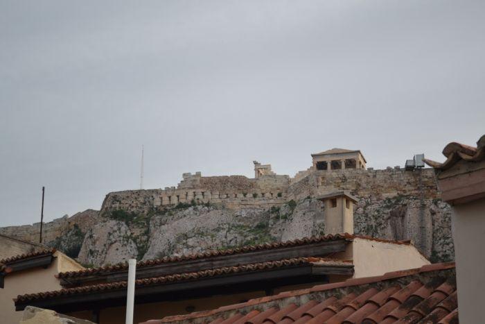 Das Wetter in Griechenland: bewölkt und stellenweise Regen