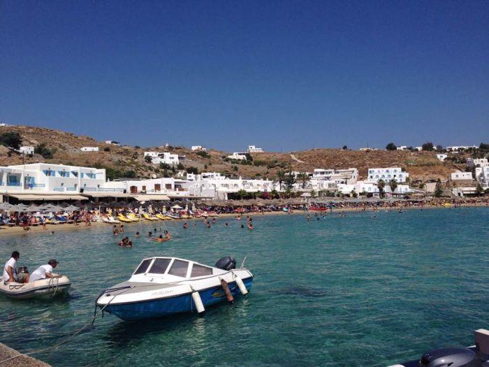Keine Wolken in Sicht: Sonnenschein über ganz Hellas