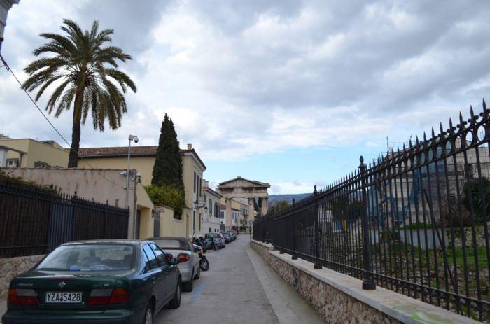 Recht Kühl und viele Wolken in weiten Teilen Griechenlands