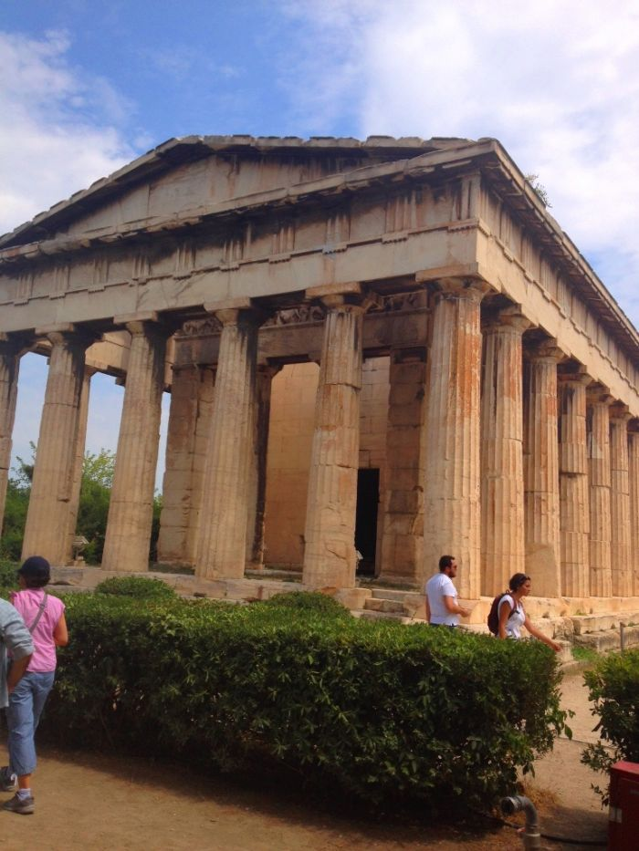 Griechenland strahlt – Kein Wölkchen über Hellas