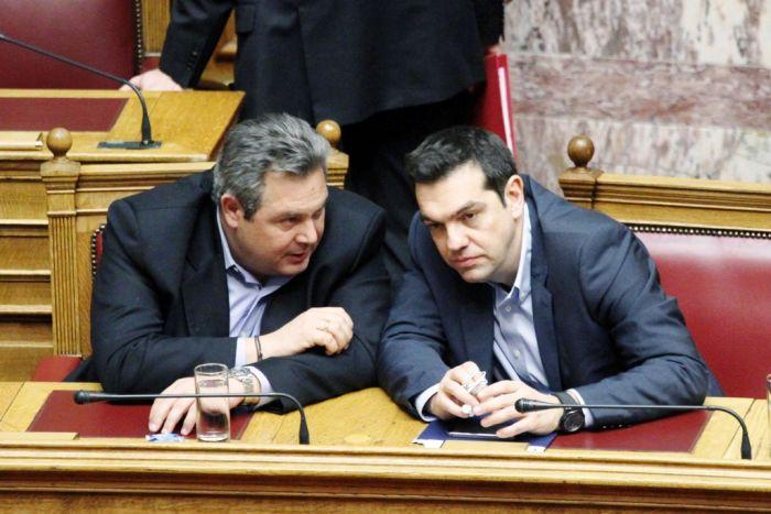 Große Akzeptanz für Griechenlands Regierung – doch negative Gefühle nehmen zu