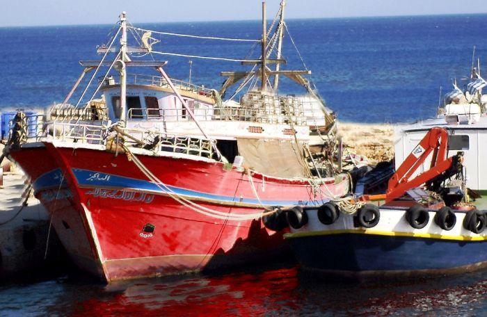 Hölzernes Flüchtlingsboot kam fast bis Attika