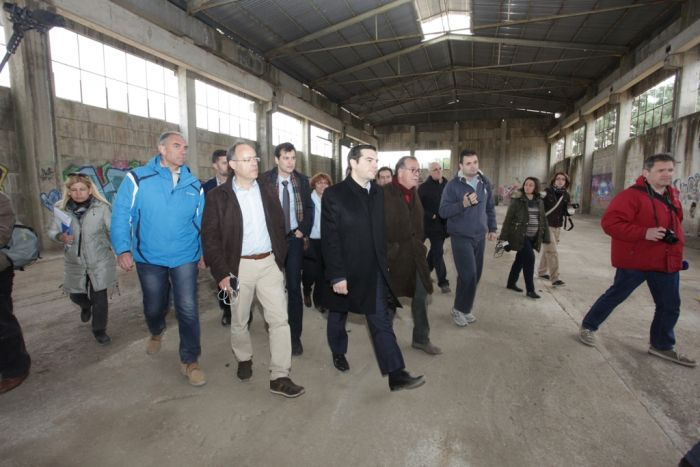 Frontex verlässt Flüchtlingszentrum auf Chios wegen Asbestverdachts