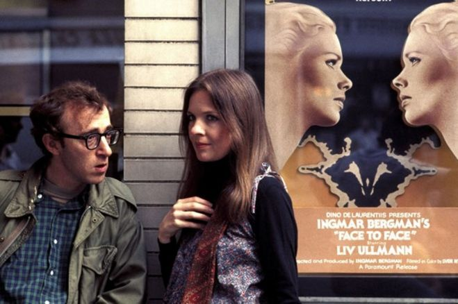 Park Your Cinema: Annie Hall