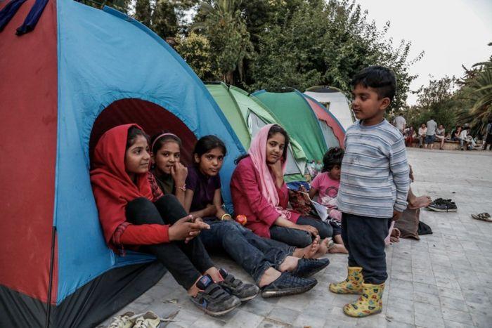 Verhaftungen in Griechenland mit Vorwurf der Bereicherung an Flüchtlingen