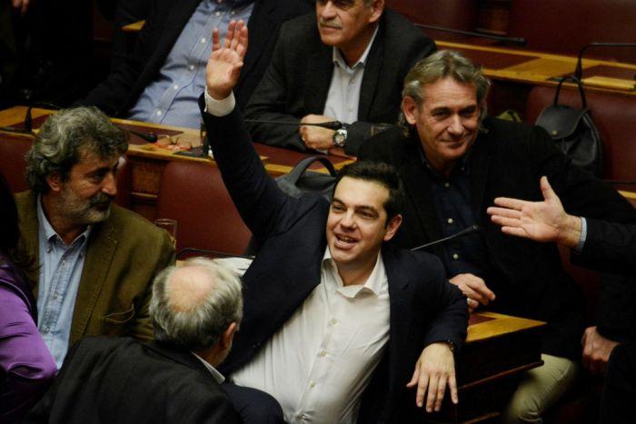 """Der neue Haushalt passiert das Parlament: """"Niemand feiert"""""""
