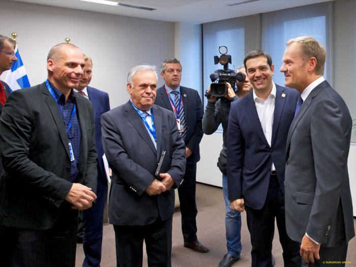 Griechenland am Schnittpunkt: Hoffnung und Bangen bis Ende der Woche