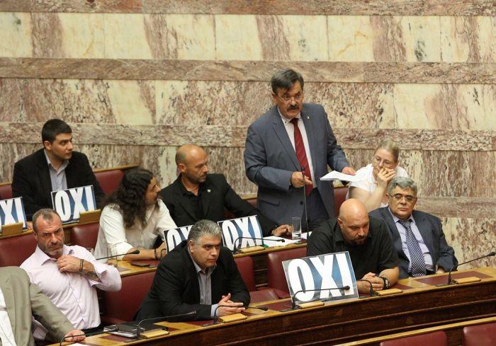 Prozess gegen die faschistische Chryssi Avgi wird fortgesetzt